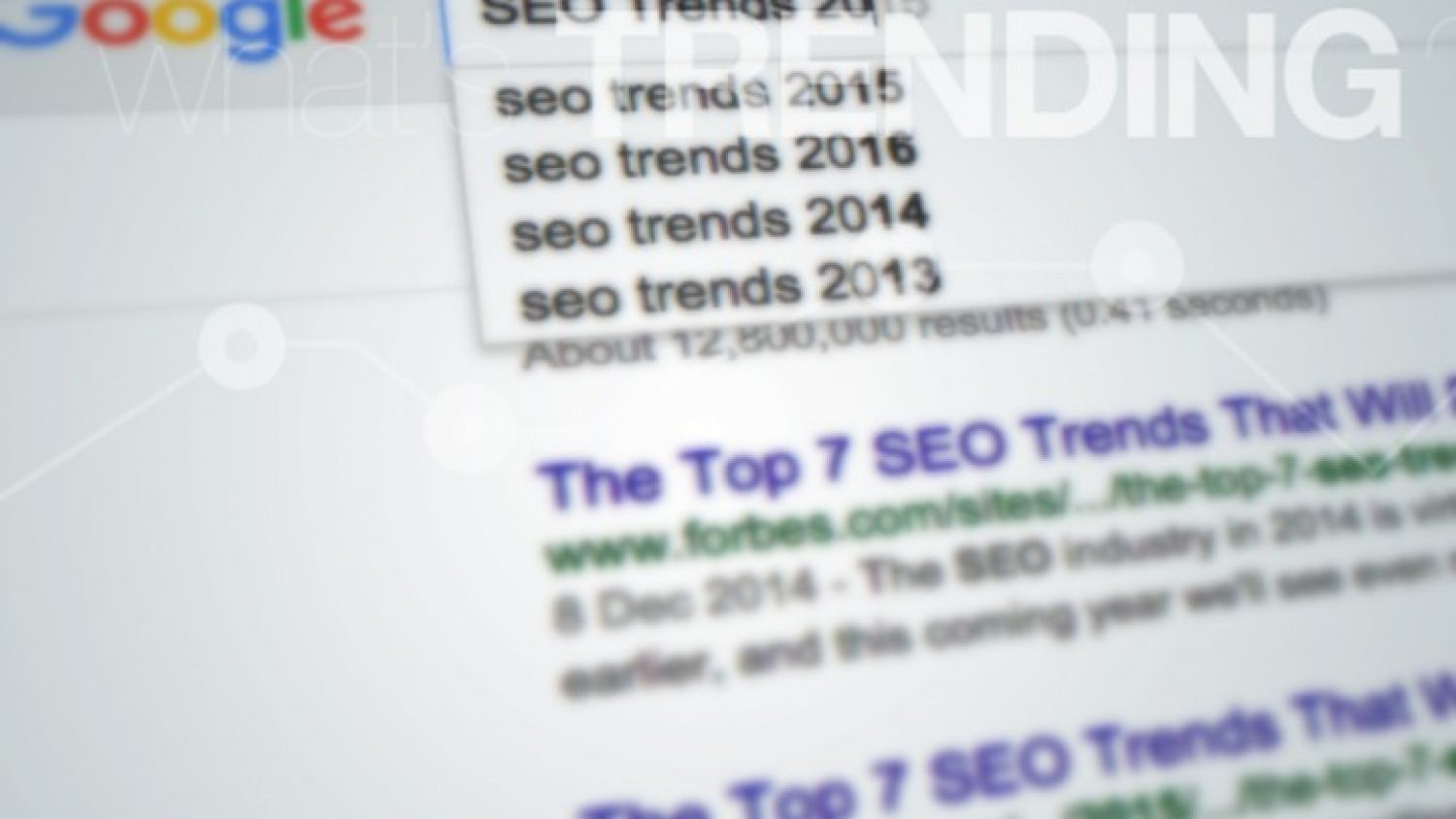 SEO Trends 2016: 44 Experts On The Future Of Organic Search Success