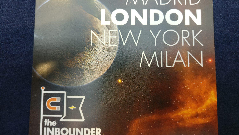 Live @ The Inbounder, London